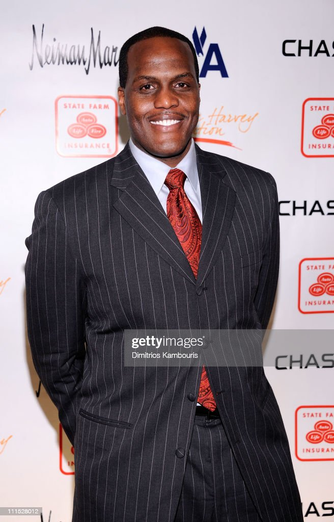 NBA player Malik Rose attends the 2nd annual Steve Harvey Foundation Gala at Cipriani, Wall Street on April 4, 2011 in New York City.