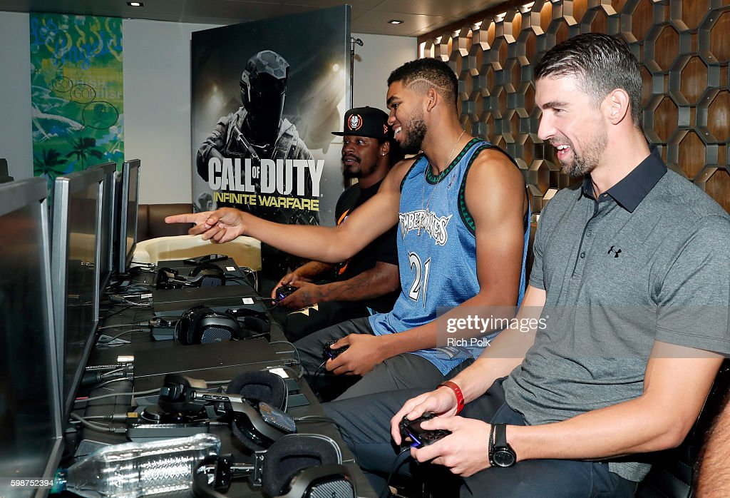 Activision Presents The Ultimate Fan Experience, Call Of Duty XP 2016 : News Photo