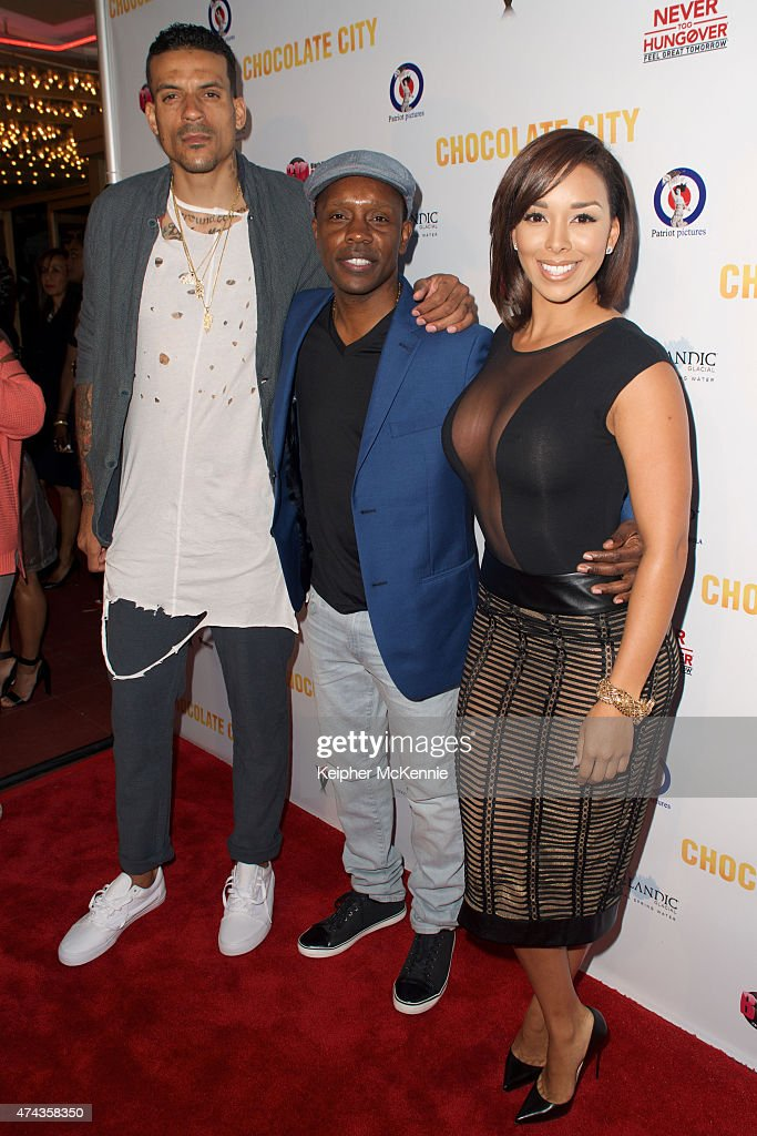 'Chocolate City' - Los Angeles Premiere