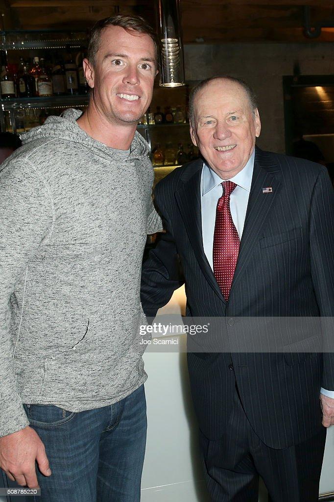 Fanatics Super Bowl Party - Inside : News Photo