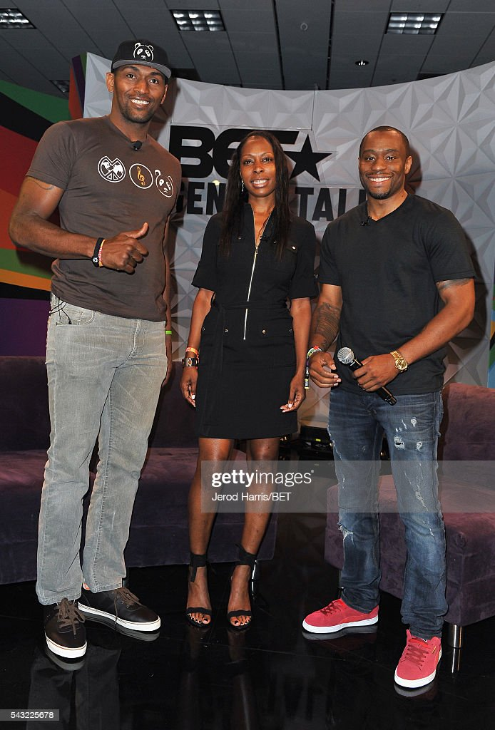 CA: 2016 BET Experience - BET NEWS CONVERSATION: Mental Health in the Black Community