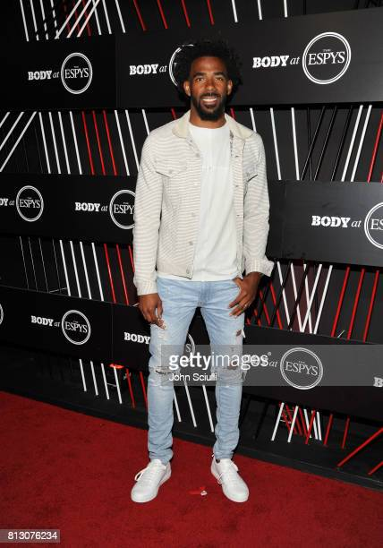 NBA player Mike Conley Jr at BODY at ESPYS at Avalon on July 11 2017 in Hollywood California