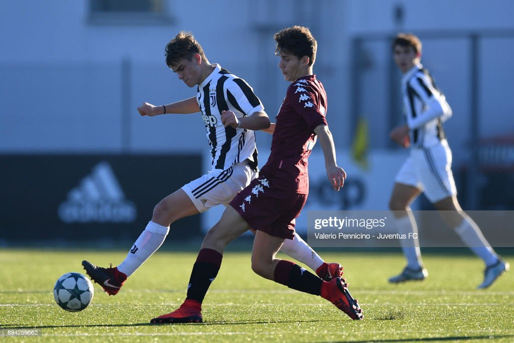 Juventus U16 v Torino FC U16
