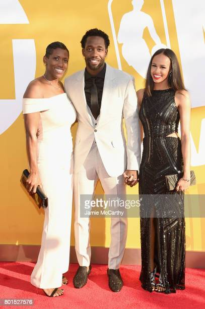 NBA player Patrick Beverly attends the 2017 NBA Awards live on TNT on June 26 2017 in New York New York 27111_003