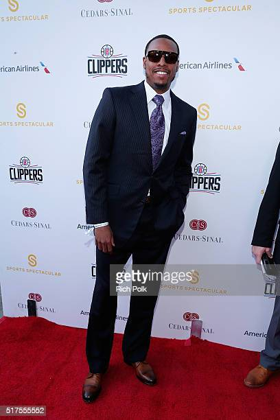 NBA player Paul Pierce attends the CedarsSinai Sports Spectacular at W Los Angeles – West Beverly Hills on March 25 2016 in Los Angeles California