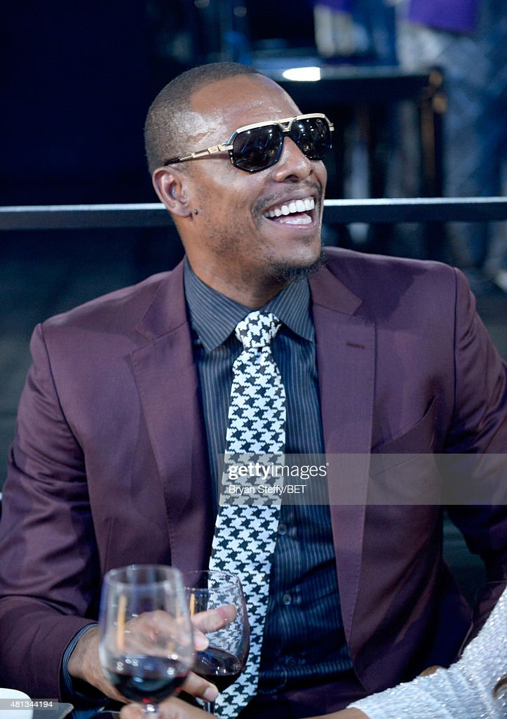 NBA player Paul Pierce of the Los Angeles Clippers attends at The Players' Awards presented by BET at the Rio Hotel & Casino on July 19, 2015 in Las Vegas, Nevada.