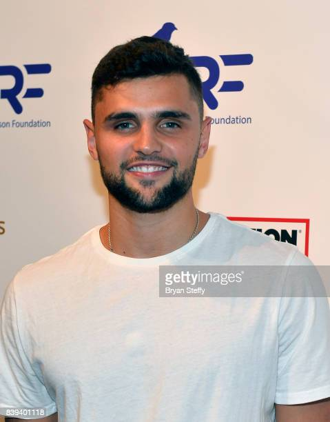 NBA player Raul Neto arrives at the Tyler Robinson Foundation's 4th annual 'Believer Gala' at Caesars Palace on August 25 2017 in Las Vegas Nevada