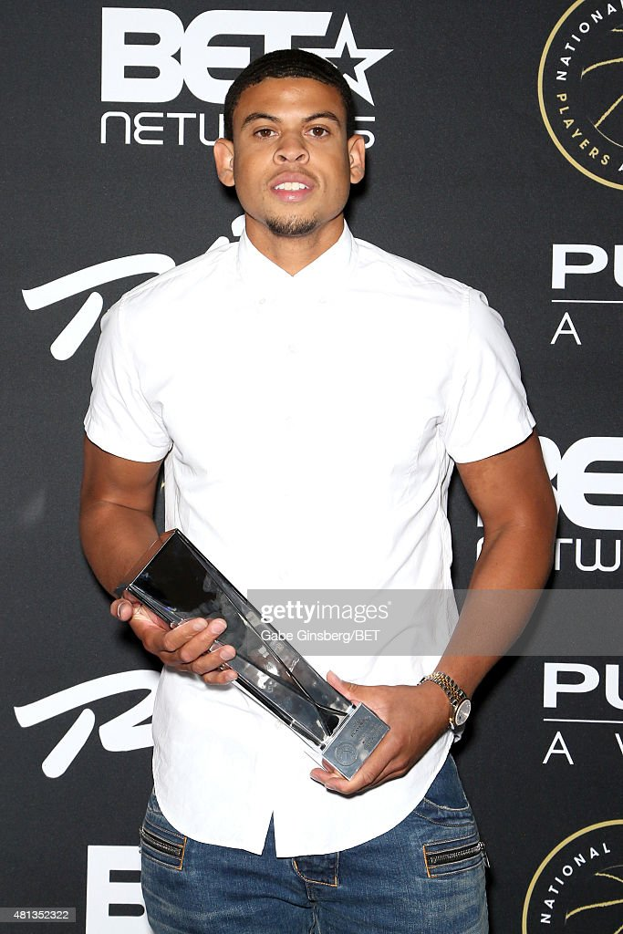 BET Presents The Players' Awards - Backstage