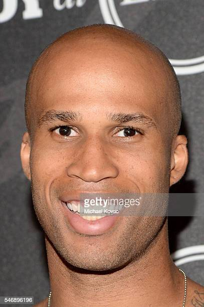 NBA player Richard Jefferson at the BODY at ESPYS Event on July 12th at Avalon Hollywood