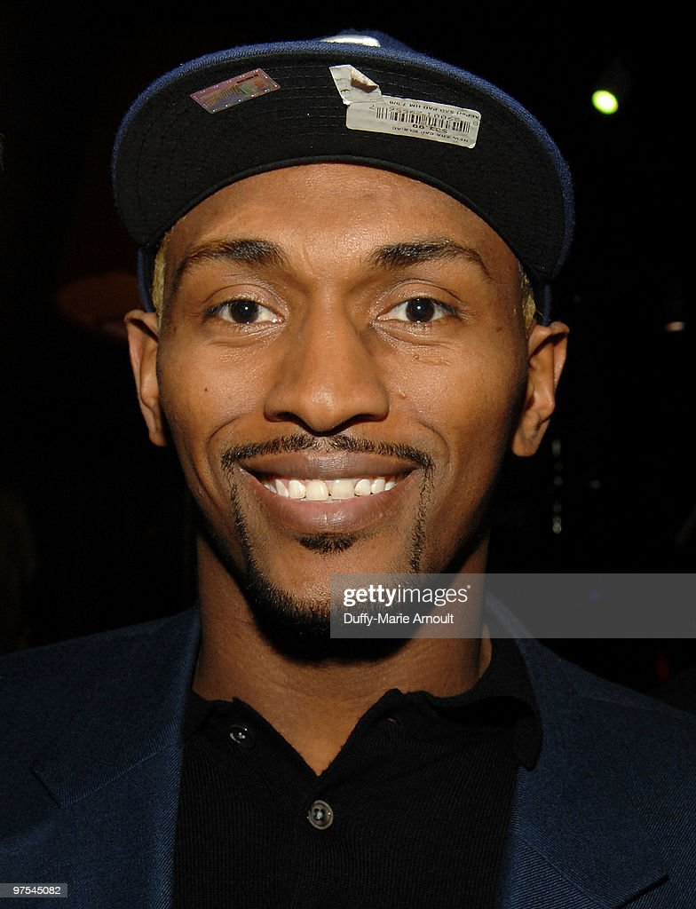 NBA player Ron Artest attends E! Oscar Viewing And After Party at Drai's Hollywood on March 7, 2010 in Hollywood, California.