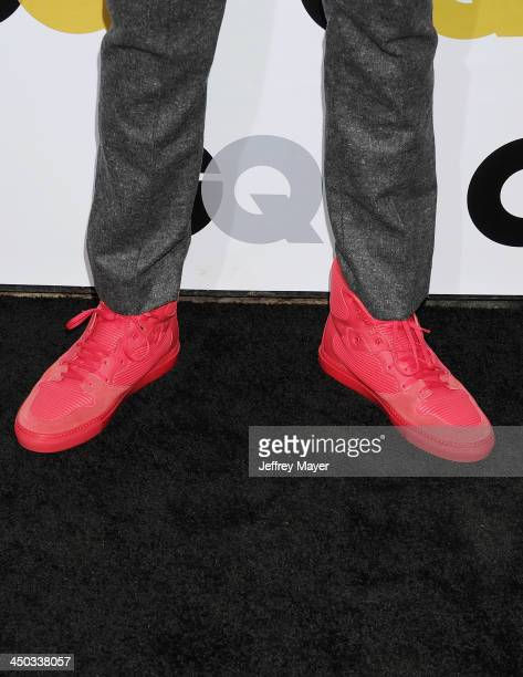 NBA player Russell Westbrook at the 2013 GQ Men Of The Year Party at The Ebell of Los Angeles on November 12 2013 in Los Angeles California