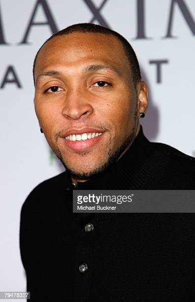 Player Shawn Marion attend MAXIM Magazine kicks off Super Bowl weekend at Grand Opening of Stone Rose at the Fairmont Scottsdale Princess Resort on...