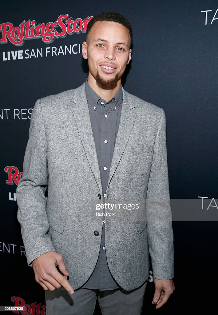 Rolling Stone Live SF With Talent Resources - Arrivals : News Photo