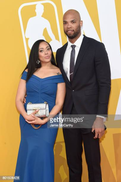 NBA player Taj Gibson attends the 2017 NBA Awards live on TNT on June 26 2017 in New York New York 27111_003