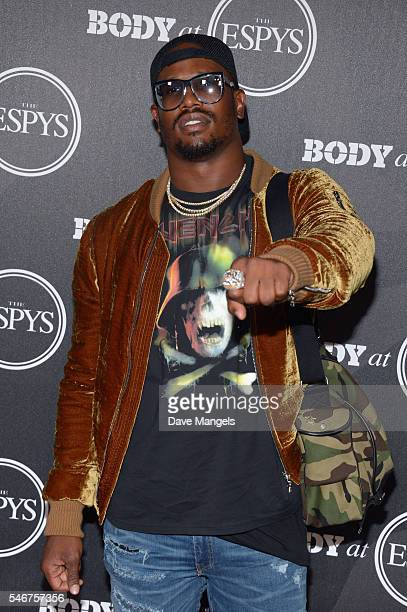 Player Von Miller attends the BODY At The ESPYs pre-party at Avalon Hollywood on July 12, 2016 in Los Angeles, California.