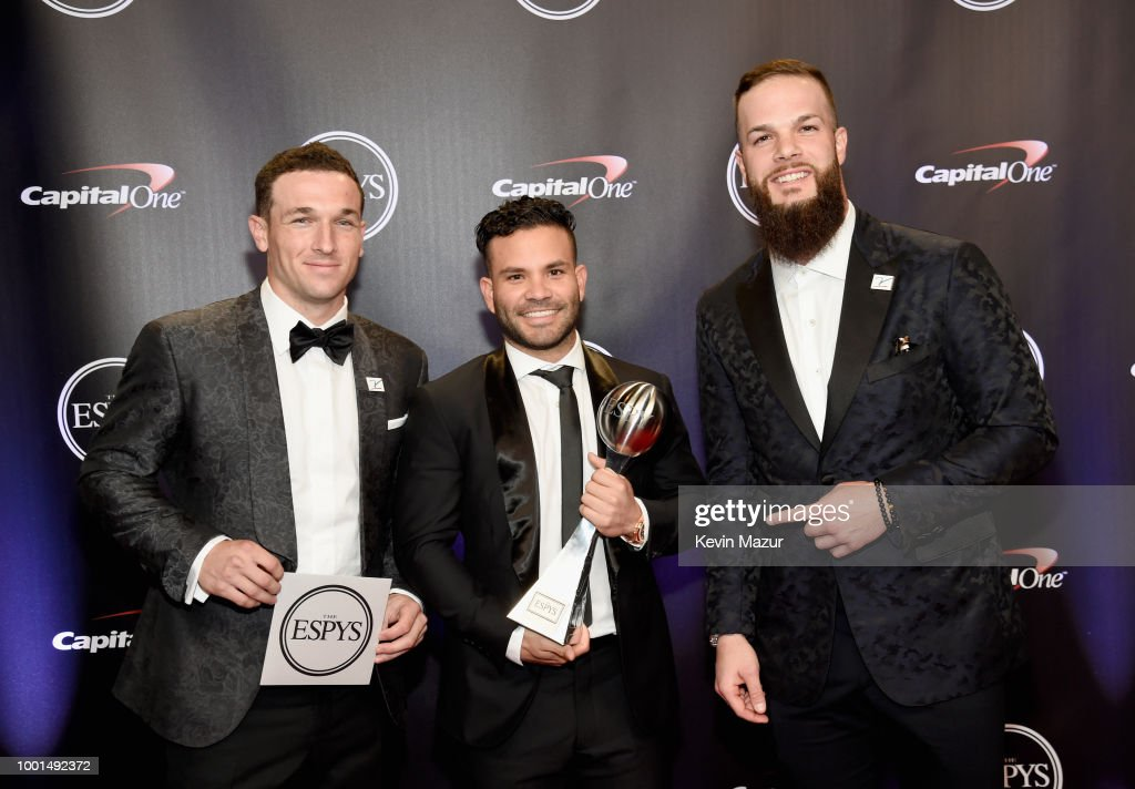 The 2018 ESPYS - Backstage And Audience : ニュース写真