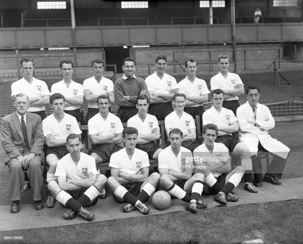Players And Officials Of Derby County Football Club Geoff News Photo Getty Images