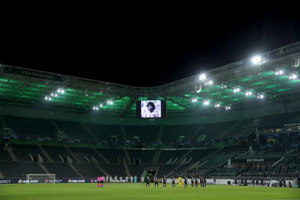 DEU: Borussia Moenchengladbach v Shakhtar Donetsk: Group B - UEFA Champions League