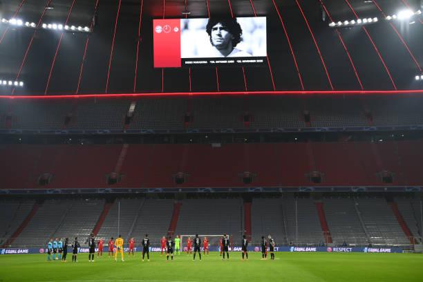 DEU: FC Bayern Muenchen v RB Salzburg: Group A - UEFA Champions League