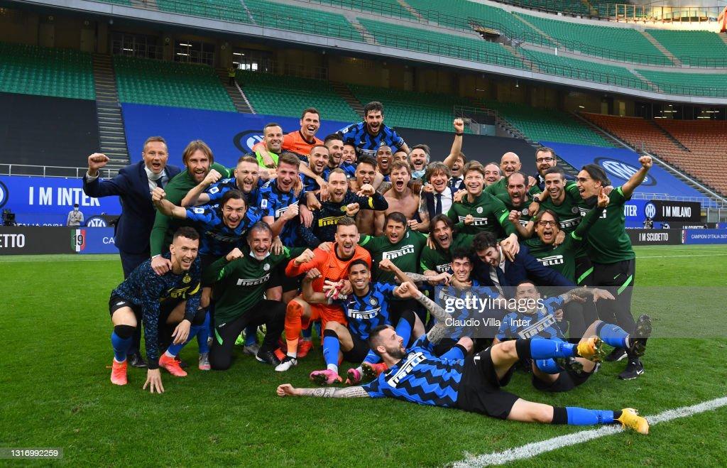 FC Internazionale  v UC Sampdoria - Serie A : News Photo