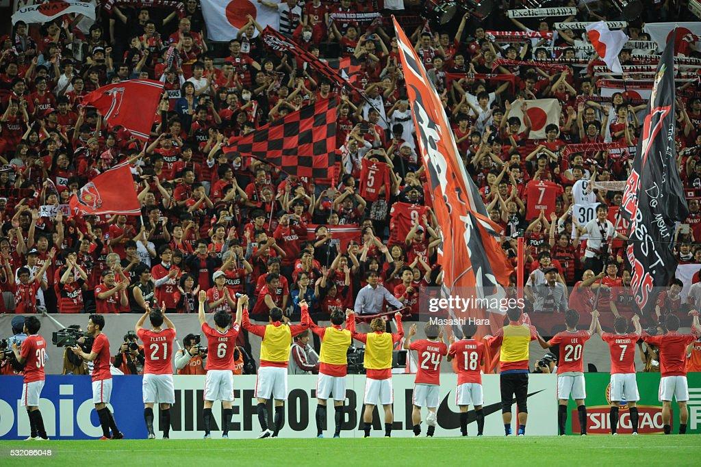Urawa Red Diamonds v FC Seoul - AFC Champions League Round of 16 First Leg : News Photo