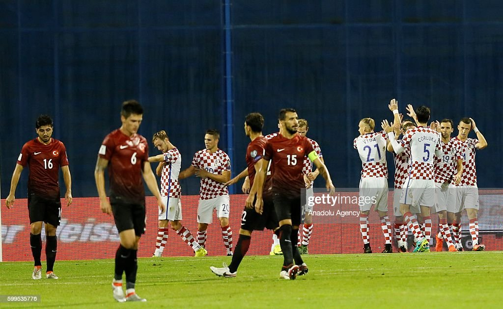 Croatia v Turkey - World Cup 2018 Qualification : ニュース写真