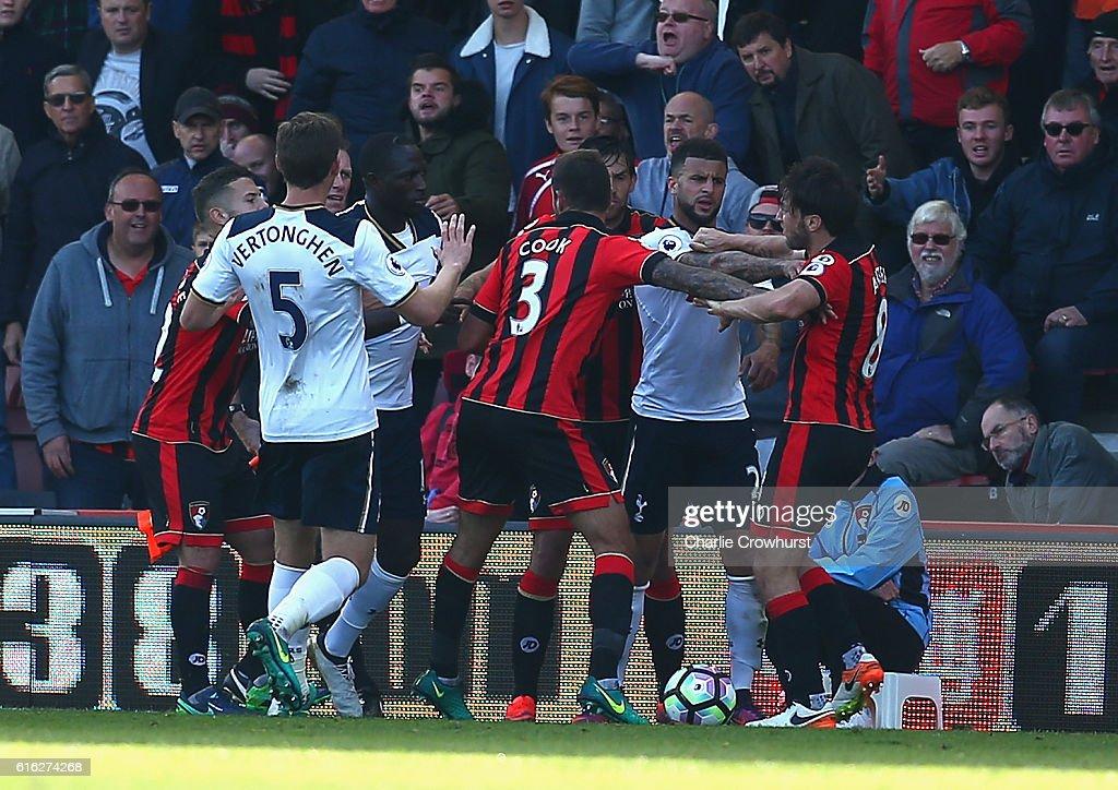 AFC Bournemouth v Tottenham Hotspur - Premier League : News Photo