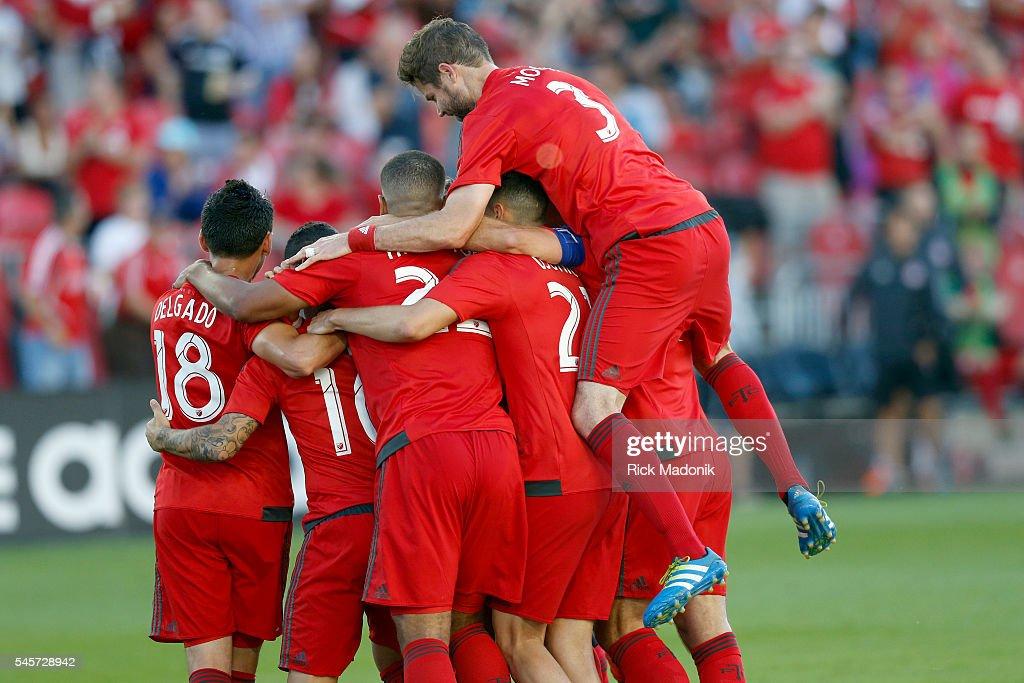Toronto FC V Chicago Fire : News Photo