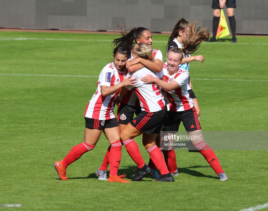 Sunderland Women v Newcastle United Ladies: FA Women's National League Cup : News Photo