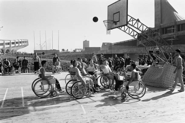 UNS: From The Archives: The Paralympic Games