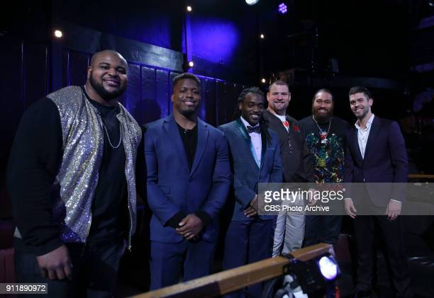 NFL players compete to be crowned the MVP MOST VALUABLE PERFORMER during a onehour interactive talent show hosted by LL COOL J broadcast live...