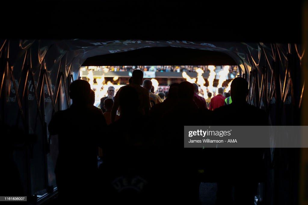 Wolverhampton Wanderers v FC Pyunik - UEFA Europa League Third Qualifying Round: Second Leg : News Photo