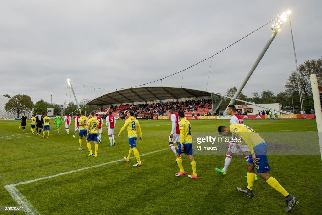 """Dutch Jupiler League""""Jong Ajax v SC Cambuur"""" : News Photo"""