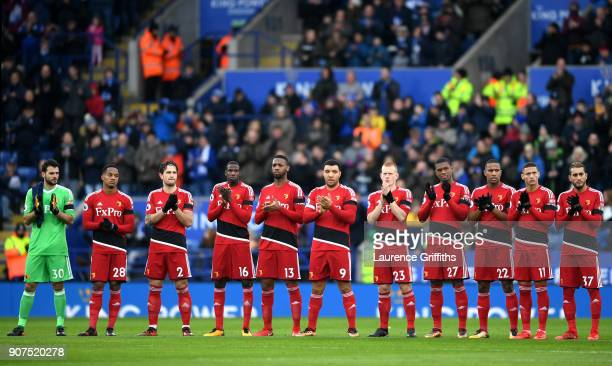 Players, fans and officials remember ex-footballer Cyrille Regis who passed away earlier this week prior to the Premier League match between Brighton...