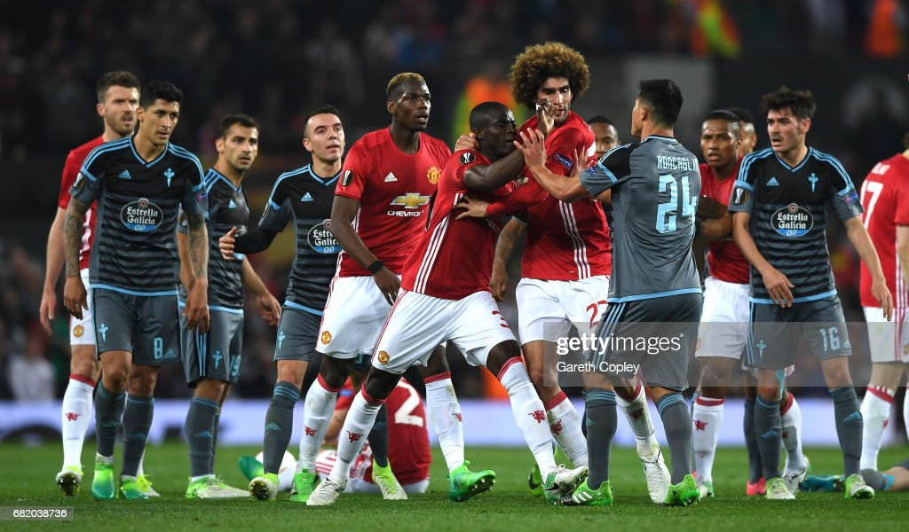 Manchester United v Celta Vigo - UEFA Europa League - Semi Final Second Leg