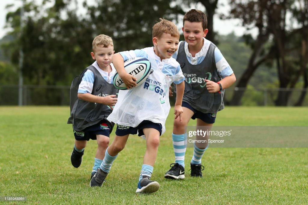 AUS: Rugby Australia Launch Get Into Rugby Program