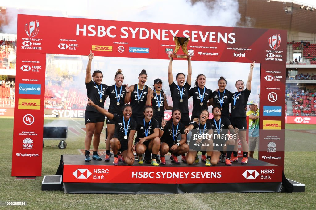 2019 Sydney HSBC Sevens : News Photo