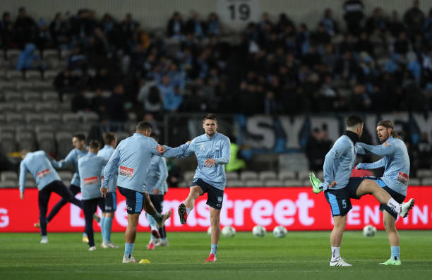 AUS: A-League Semi-Final - Sydney v Adelaide