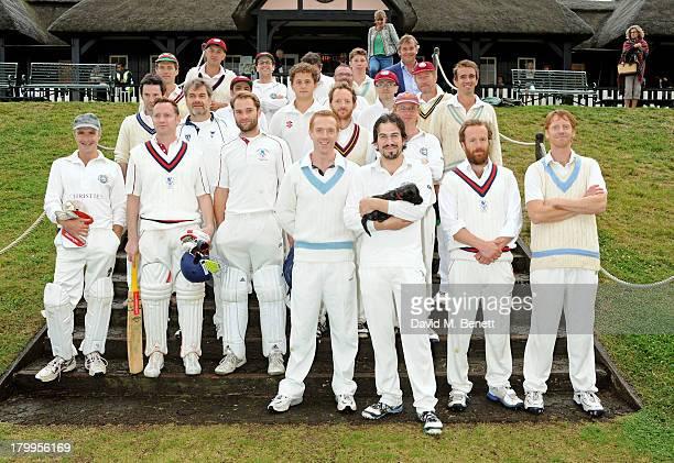 Players including Charlie Campbell Sebastian Faulks William Fiennes Peter Frankopan Nicholas Hogg James Holland Jon Hotten Anthony McGowan Thomas...