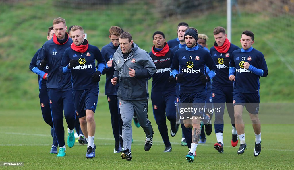 Sunderland Training Session