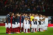 England v France - International Friendly