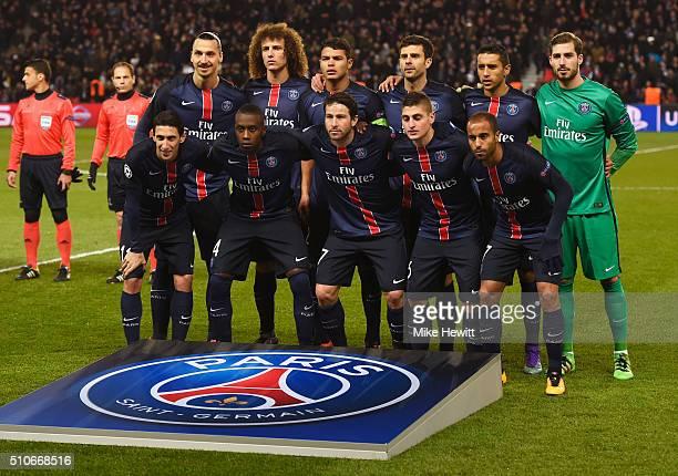 Paris Saint Germain V Chelsea Fc Uefa Champions League