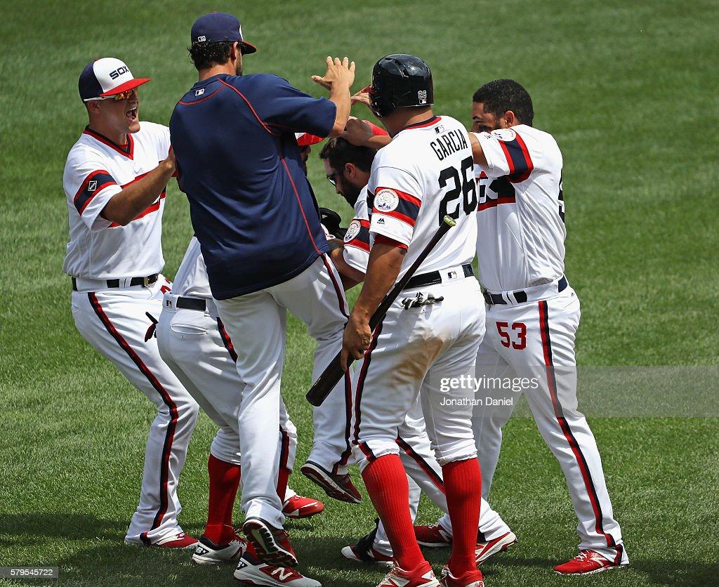 Detroit Tigers v Chicago White Sox : Nachrichtenfoto