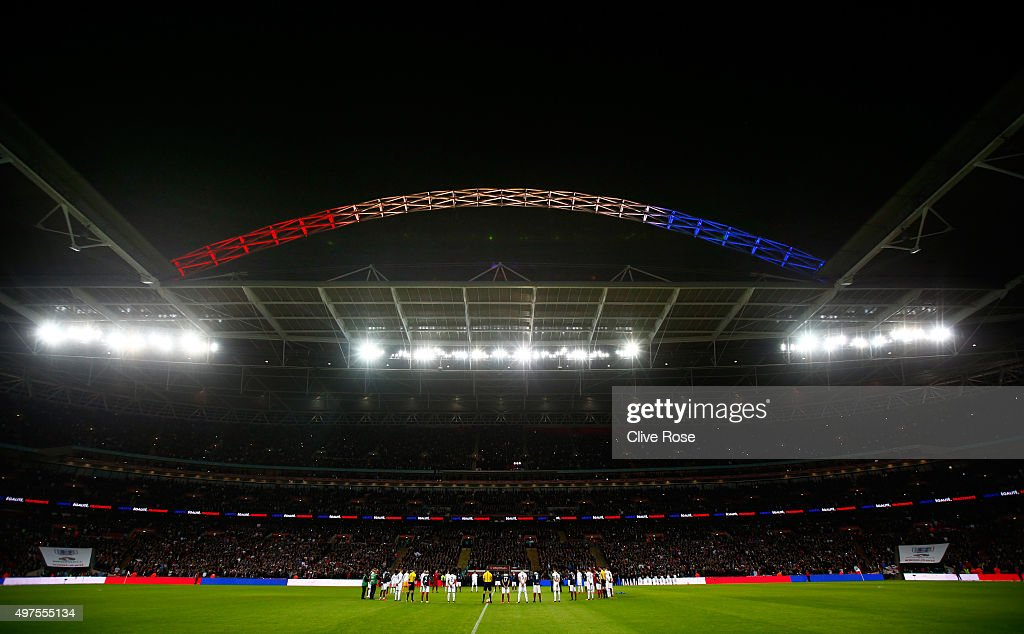 England v France - International Friendly : News Photo