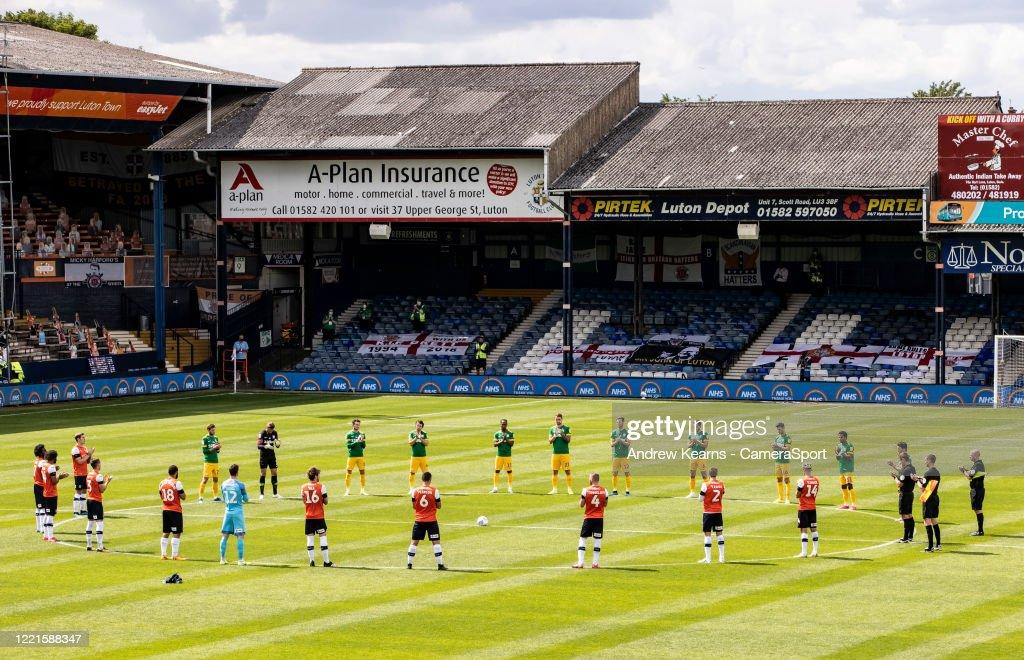 Luton Town v Preston North End - Sky Bet Championship : ニュース写真