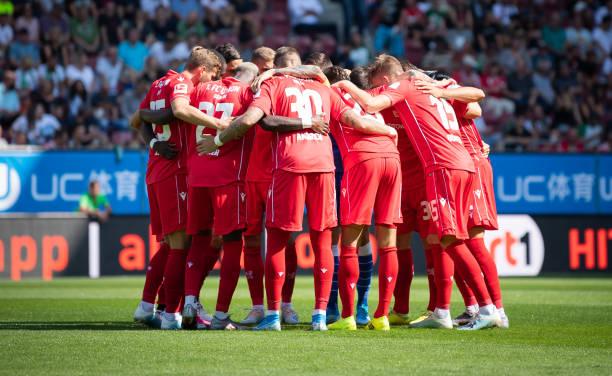 DEU: FC Augsburg vs 1. FC Union Berlin - Bundesliga