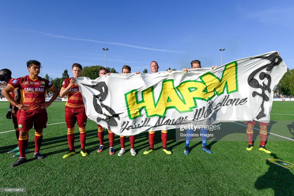 ADO Den Haag v FC Dordrecht - Pre-Season Friendly