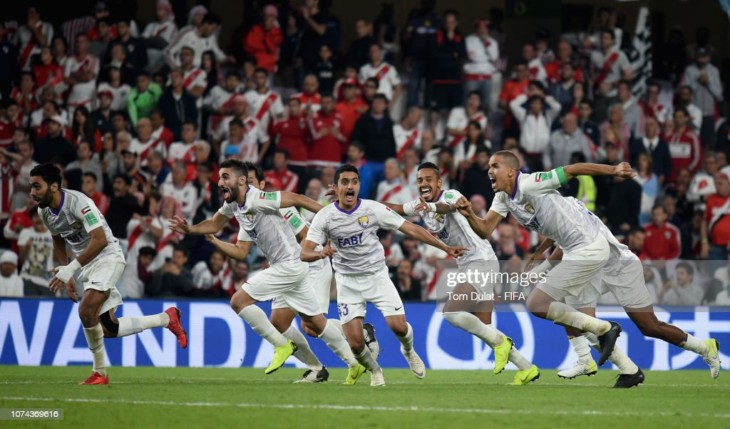 River Plate v Al Ain - FIFA Club World Cup UAE 2018 Semi Final : ニュース写真