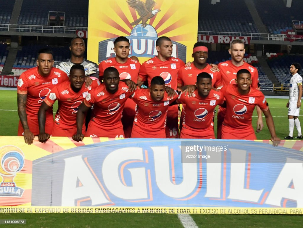 COL: America de Cali v Union Magdalena - Liga Aguila 2019