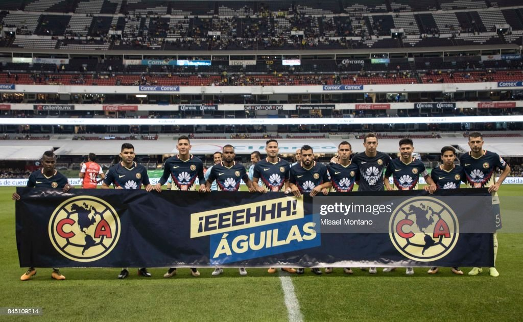 America v Veracruz - Torneo Apertura 2017 Liga MX : News Photo